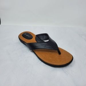 b.o.c One Single right amputee Flip Flop sandals